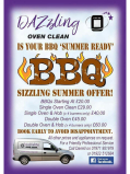 Sizzling Summer BBQ Offer!