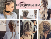 Looking for a Festival Hair Do ? - For Just £10?