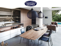 20% OFF KITCHENS, BEDROOMS, BATHROOMS AND TILES AT CHANNEL ISLAND CERAMICS