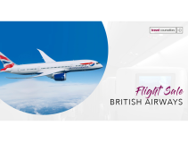 BRITISH AIRWAYS FLIGHT SALE