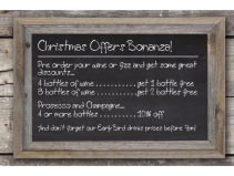 Christmas Offers Bonanza at The Green Dragon.