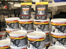 Sandtex Trade Masonry Paint 7.5 Litre White