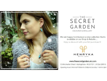 New Collection Discount at the Secret Garden