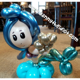 FREE BESPOKE BALLOON GIFT (WORTH £25!) WITH ANY 2 HOUR PARTY BOOKED.