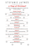 '12 days of Christmas'