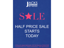 Jacks For Women - NOW 50% Off Winter Sale Now On!
