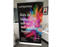 Roll Up Banner for £59