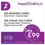 Business Cards & Thank You Cards