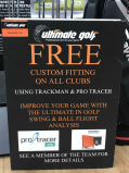 FREE Custom Ball Fitting at Ultimate Golf