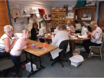 The Wraparound Dress making workshop