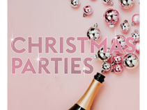 Book your Christmas Event at Village Hotel from just £9.99 a head!