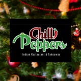 Christmas Party Menu just £17.95pp at Chilli Peppers