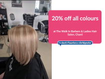 20% off all colours