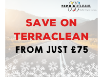 Terracleans from just £75 at James Price's Garage and Mobile Services