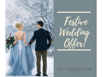 Festive Wedding Offer!