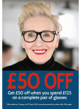 £50 off at Wardale Williams