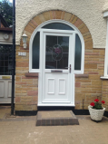 10 Year Guarantee on all Frames and Doors at The Arch Door Company