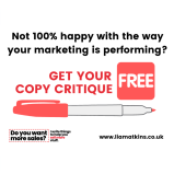 Improve Your Marketing with a Free Copy Critique