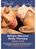Winter Warmer Body Therapy
