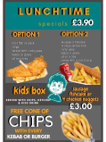 Specials from St Mary's Fish & Chips