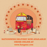 Nationwide Delivery now available at Harguns Sweet Centre!
