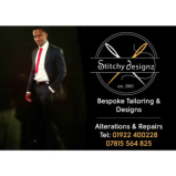 Stitchy Designz offer a collect & deliver service!
