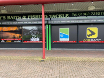 Click and Collect Service available at Fatty's Baits & Fishing Tackle