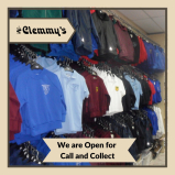 Call and Collect Service available at Clemmy's School Uniform & Wool Shop!