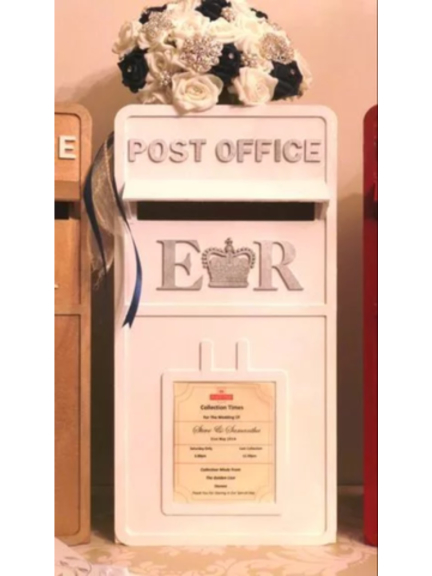 FREE POST BOX HIRE when you book