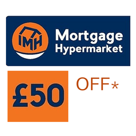 Get £50 when you recommend Mortgage Hypermarket Ltd to a friend!