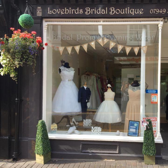 a9c20e4c62f 10% OFF all stock at Lovebirds Bridal Boutique