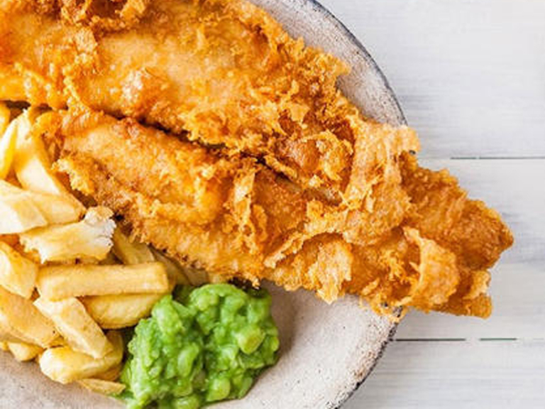 takeaway Fish & Chip Suppers