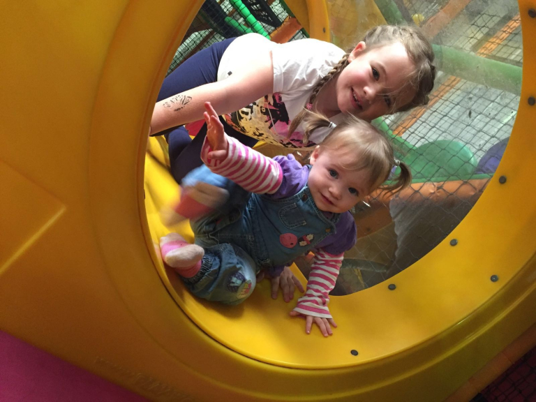 Only £2 entry to Adventureland for Parents and Toddlers