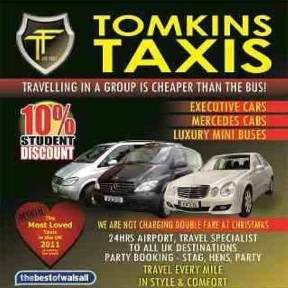10% Student Discount on Taxis