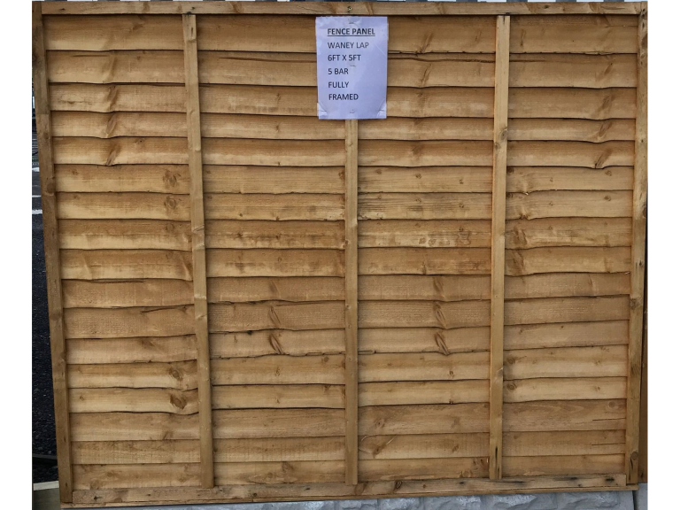 Fully Framed Fence Panels from ONLY £11.60 from Alpine Aggregates and Building Supplies