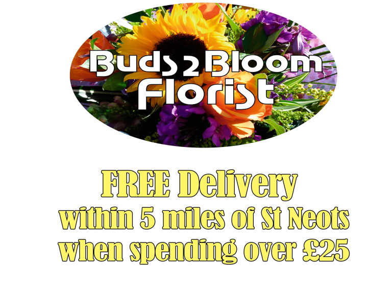 FREE DELIVERY ON LOCAL FLOWERS
