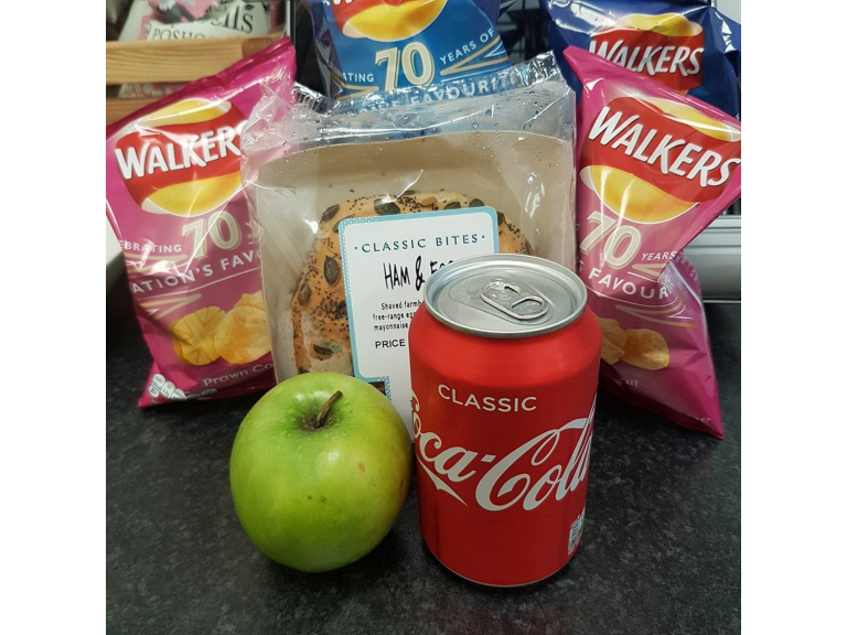 Meal deal just £3