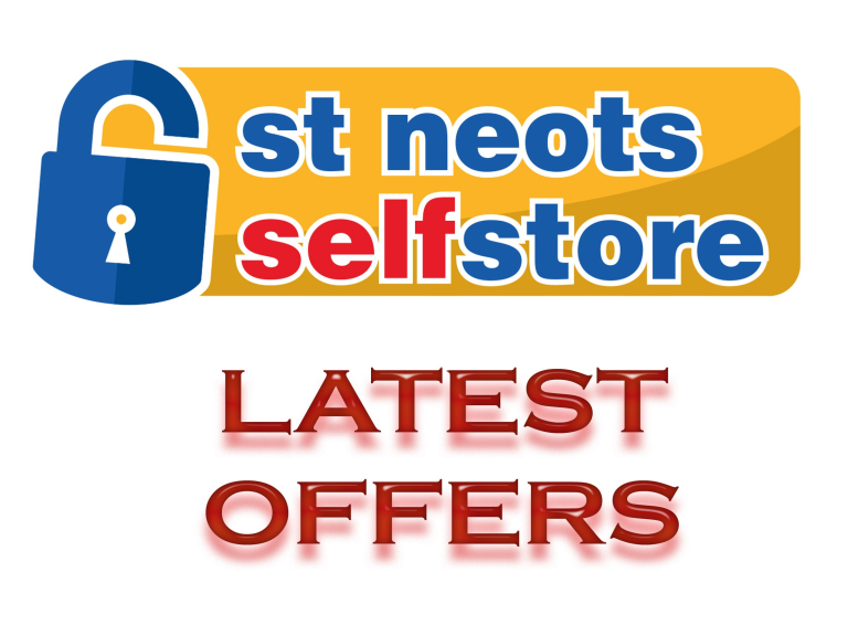 St Neots Self Storage - Latest Offers
