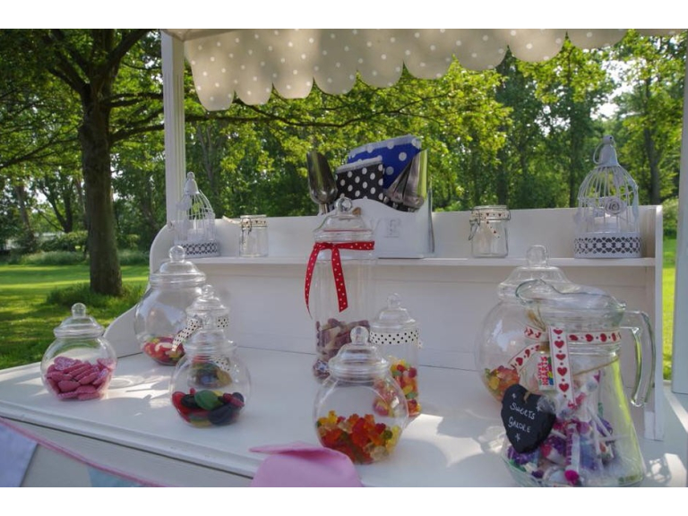 Polka Dot Sweet Cart Offer.