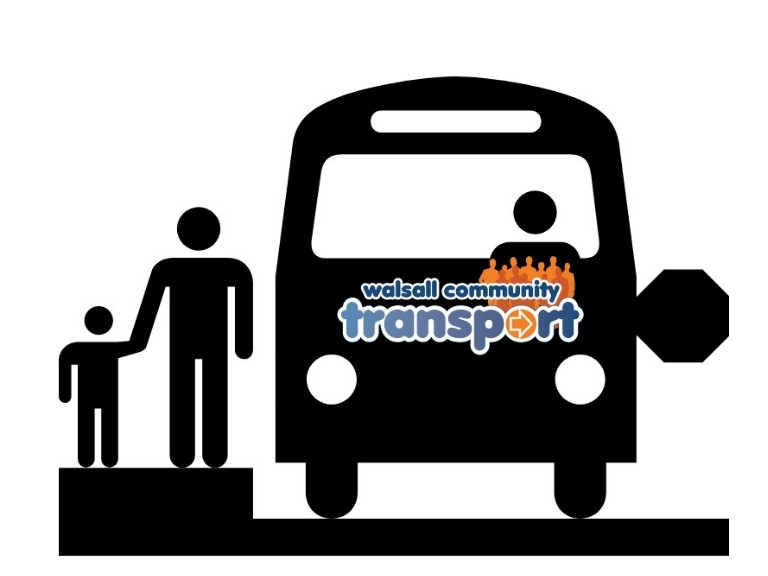 FREE TRAVEL for grandchildren during Easter holidays with Walsall Community Transport!