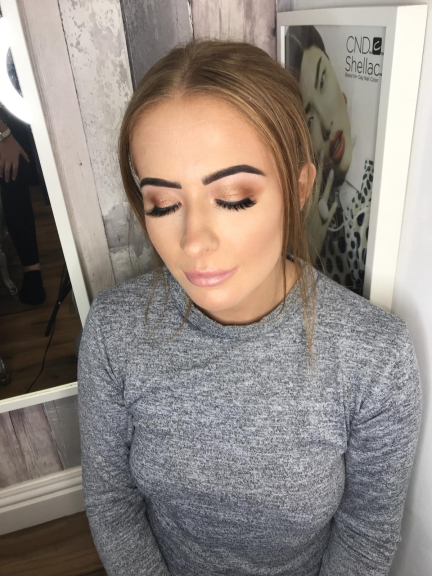 Make Up at Creative Claws - Soft Glam from just £30