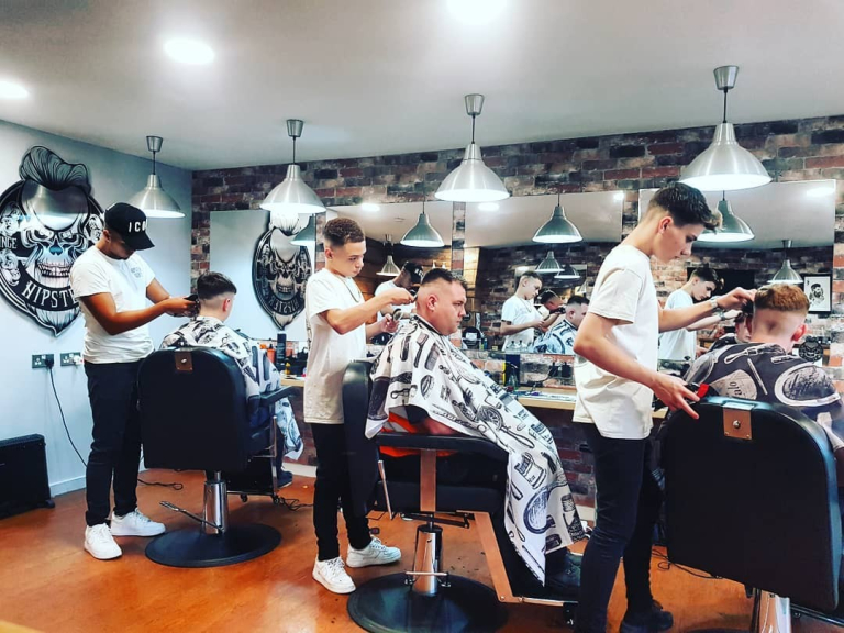 Dads and Lads' Haircut Offer - 50% off Boys Cut