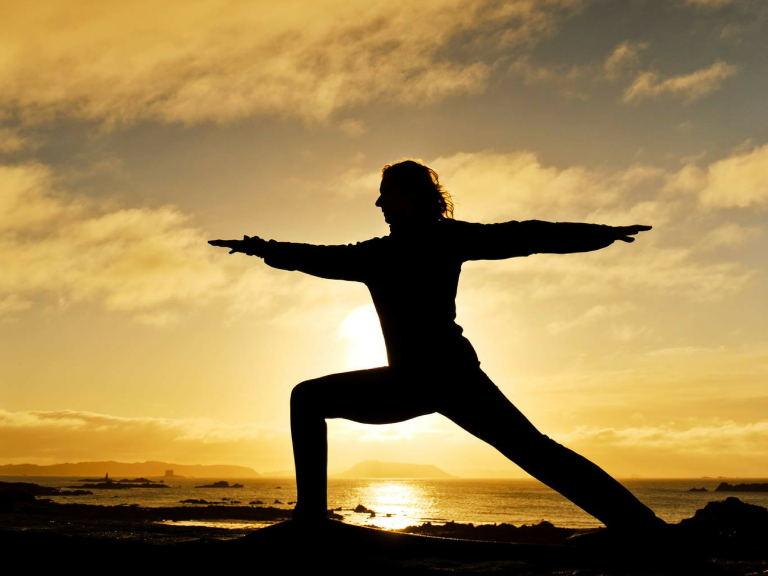 POWER YOGA - YOGA & WELL-BEING HERM ISLAND RETREAT