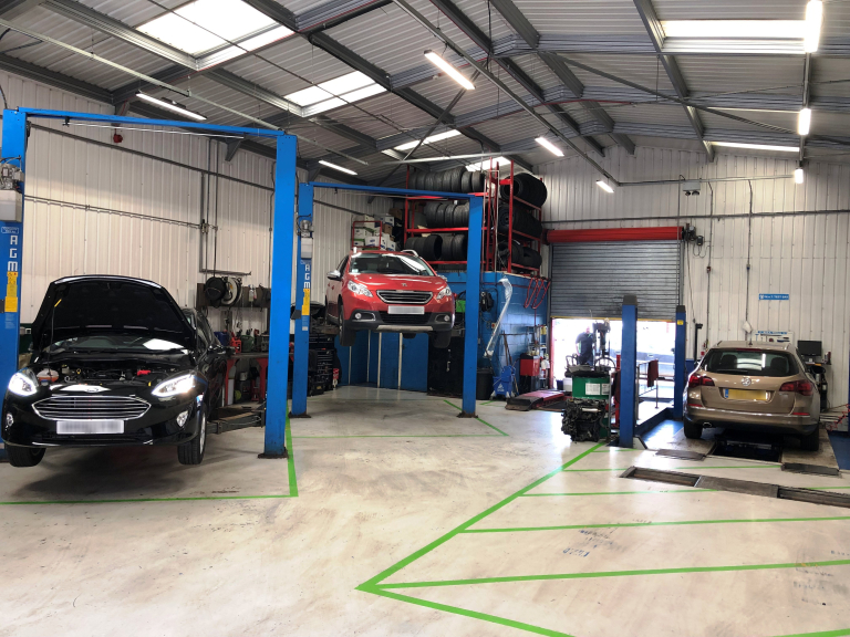 MOT Test just £40