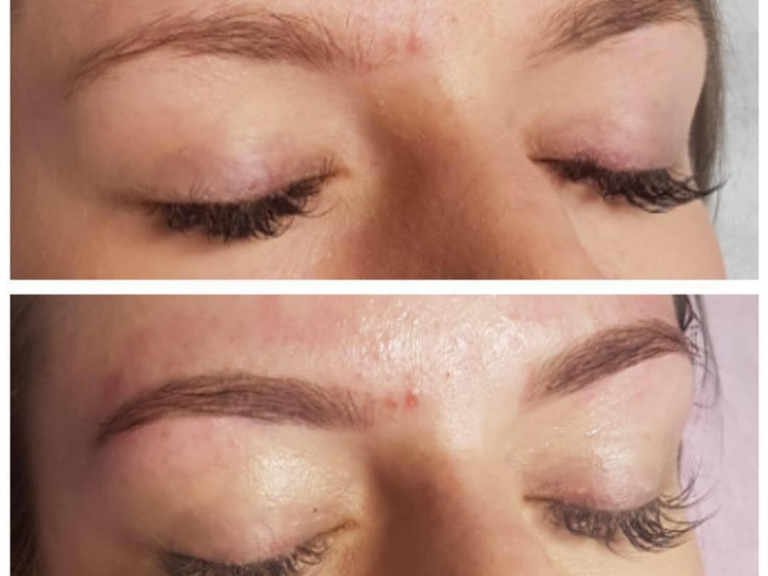 Henna Brows at Radiance Medispa