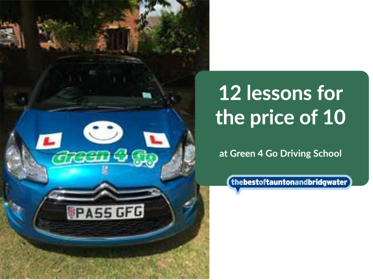 Get 12 lessons for the price of 10