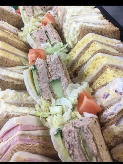 Buffets available from £3.35 per head at Kellys Kitchen