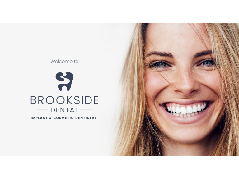 Smile Makeover from Brookside Dental for just £3,000