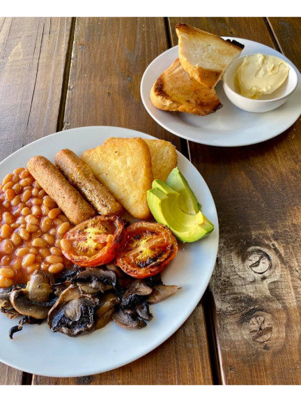 10% off for Key Workers at The Davy Bakehouse Cafe