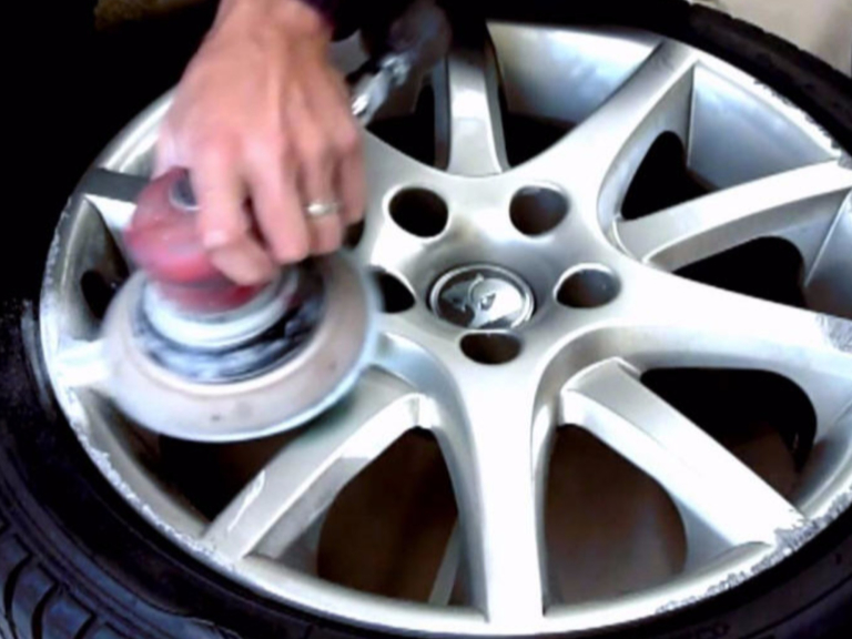 Alloy Wheel Repairs from £45